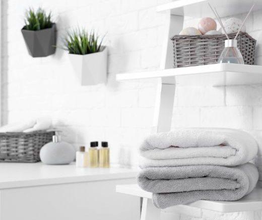 Ordnungswelten - Ordnung im Badezimmer