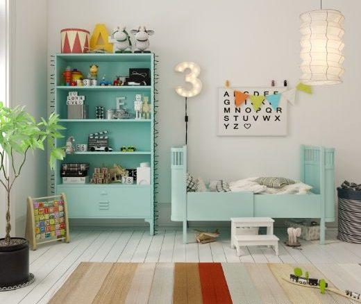 Ordnungswelten - Ordnung im Kinderzimmer
